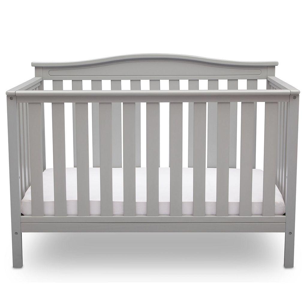 Delta Children Independence 4-in-1 Convertible Crib