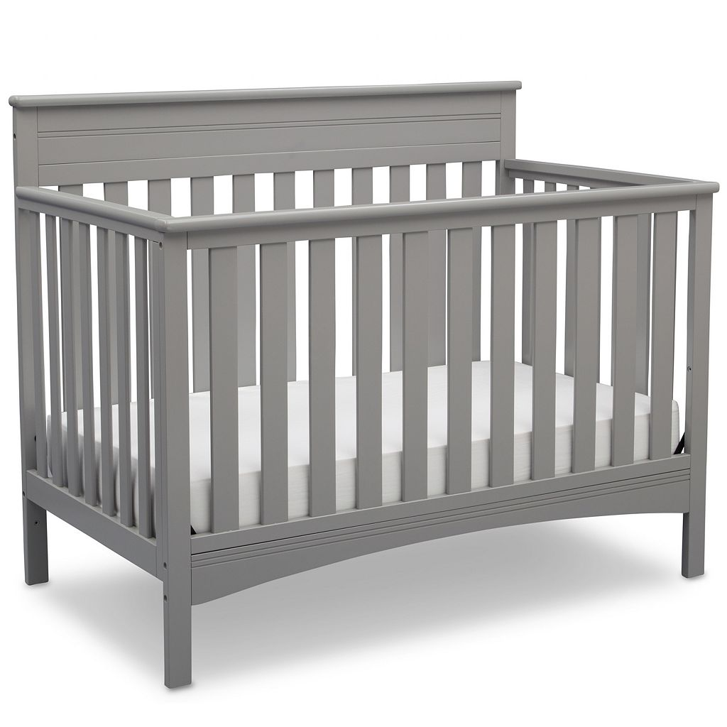 Delta Children Fabio 4-in-1 Convertible Crib