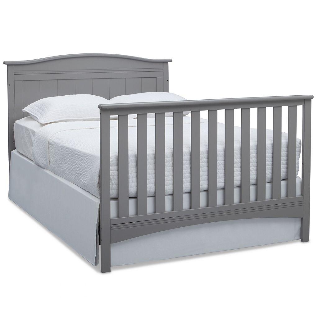 Delta Children Bennett 4-in-1 Convertible Crib
