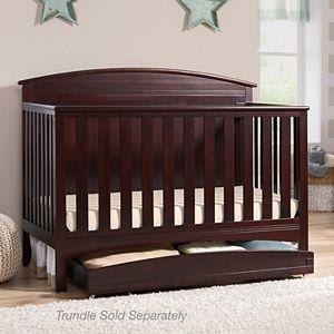 Delta Children Archer 4-in-1 Convertible Crib