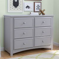 Delta Children 6 Drawer Dresser