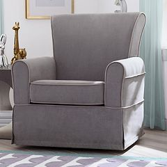 Delta Children Benbridge Nursery Glider Swivel Rocker Chair