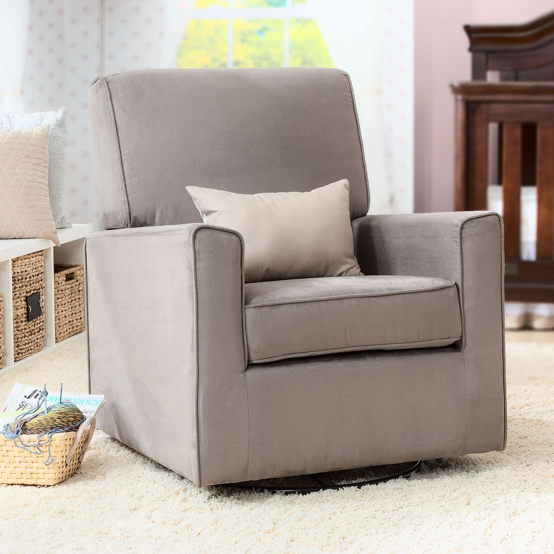 Delta Children Ava Nursery Glider Swivel Rocker Chair