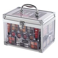 The Color Institute 40-pc. Train Case Color Delights Cosmetics Set