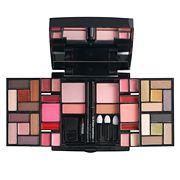 The Color Institute 43 pc  Beauty Balance Black Cosmetics Set