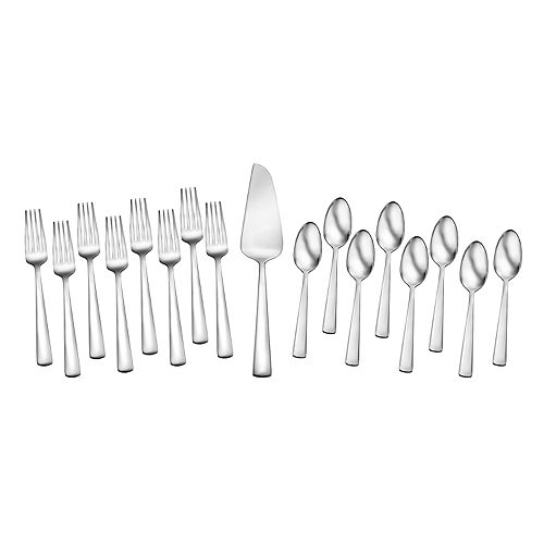 Oneida Chef's Table 17-pc. Flatware Dessert Set