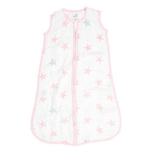 aden by aden + anais Stars Muslin Wearable Zip Blanket