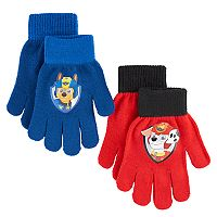 Boys Paw Patrol 2-Pack Gloves