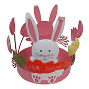 SONOMA Goods for Life™ 'Happy Easter' Bunny Candle Jar Holder
