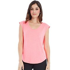 Women's Marika Fighter Open Back Tee