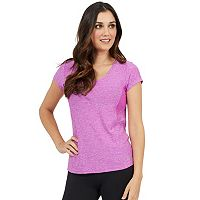 Women's Marika Champ Keyhole Back Tee