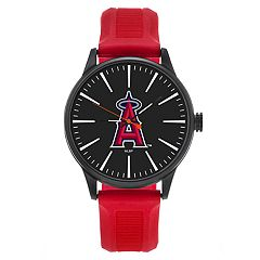 Men's Sparo Los Angeles Angels of Anaheim Cheer Watch