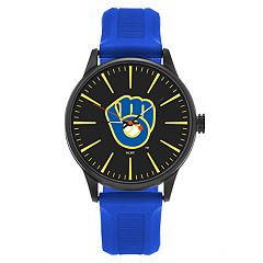 Men's Sparo Milwaukee Brewers Cheer Watch