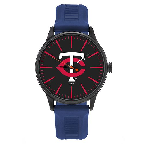 Men's Sparo Minnesota Twins Cheer Watch