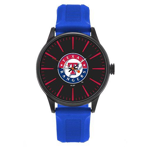 Men's Sparo Texas Rangers Cheer Watch