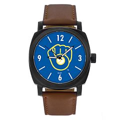 Men's Sparo Milwaukee Brewers Knight Watch
