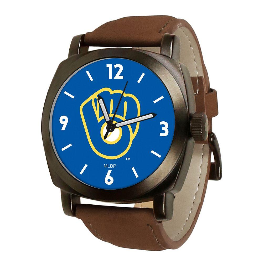 Men's Sparo Milwaukee Brewers Knight Watch