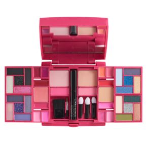 The Color Institute 43-pc.  Beauty Balance Pink Cosmetics Set