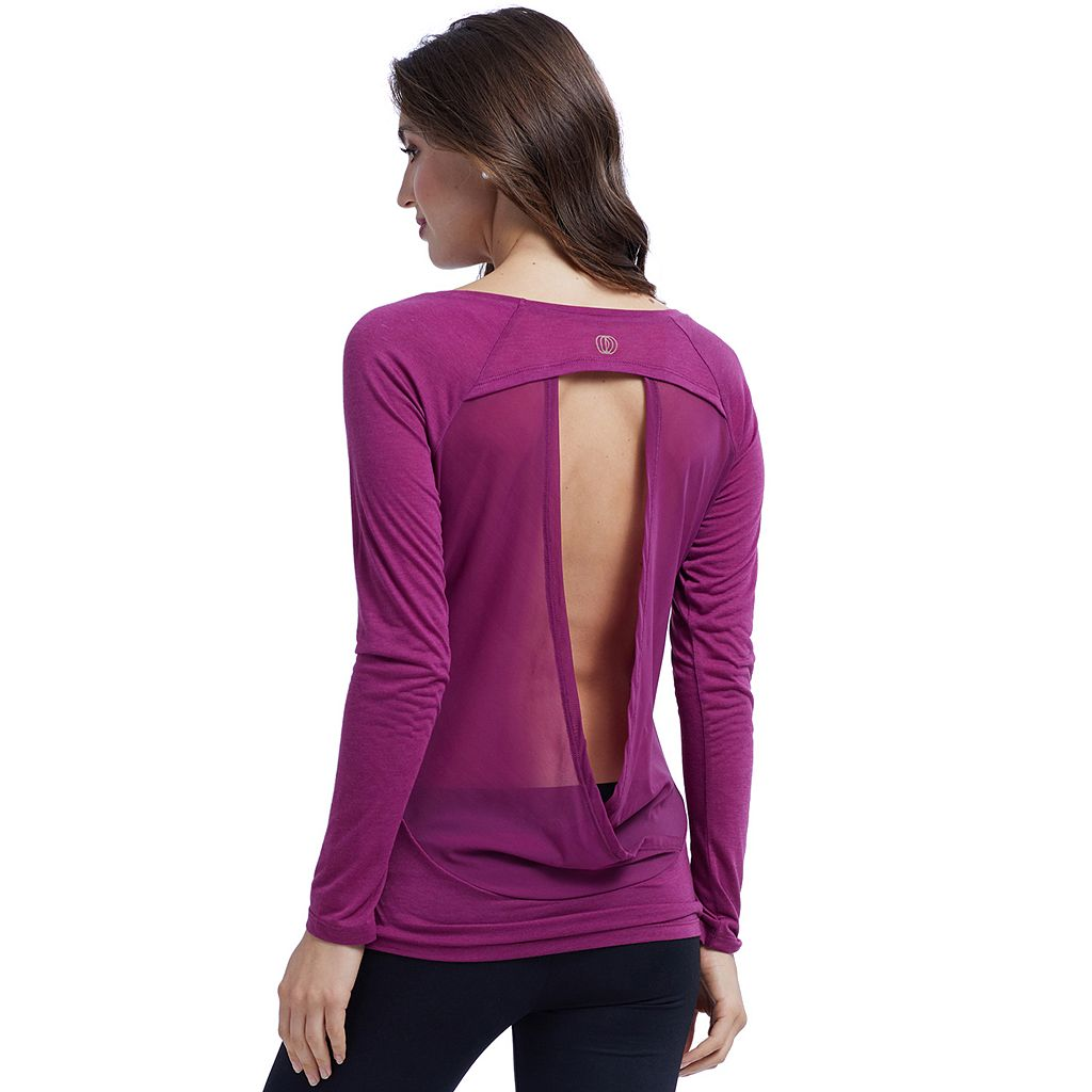 Women's Balance Collection Tinley Open Back Tee