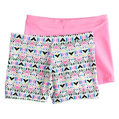 Girls 4-16 Maidenform 2 pkPlayground Pals Minishorts