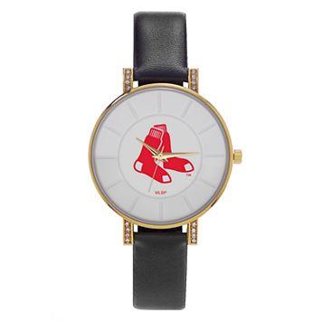 Women's Sparo Boston Red Sox Lunar Watch