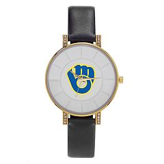 Women's Sparo Milwaukee Brewers Lunar Watch