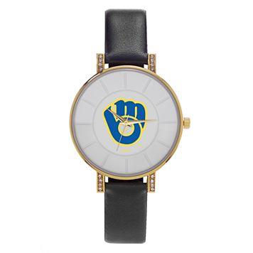 Women's Sparo Milwaukee Brewers Lunar Watch