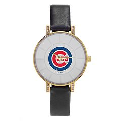 Women's Sparo Chicago Cubs Lunar Watch