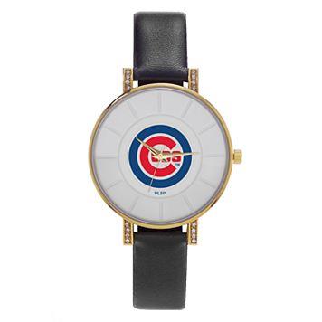 Women's Sparo Chicago Cubs Lunar Watch