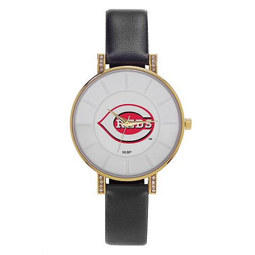 Women's Sparo Cincinnati Reds Lunar Watch