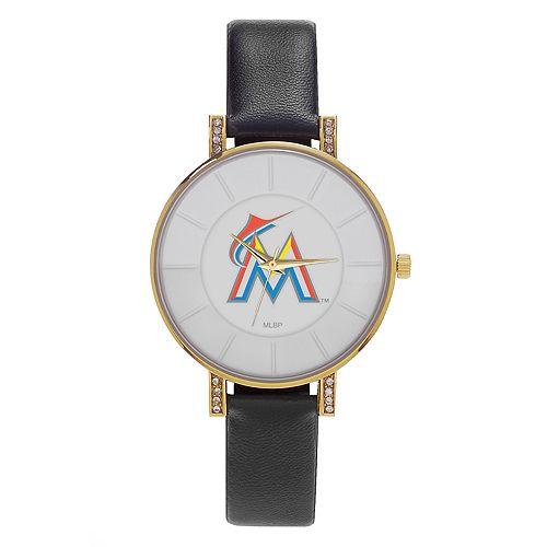 Women's Sparo Miami Marlins Lunar Watch