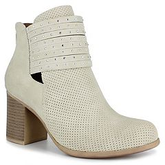 Dolce by Mojo Moxy Natalie Women's Ankle Boots