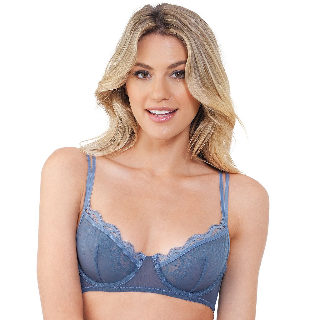 Lily of France Bras: Sensational Lace Underwire Bralette 2175020