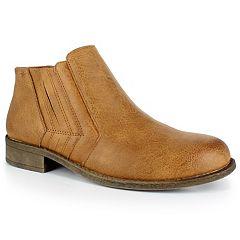 Dolce by Mojo Moxy Rochelle Women's Ankle Boots