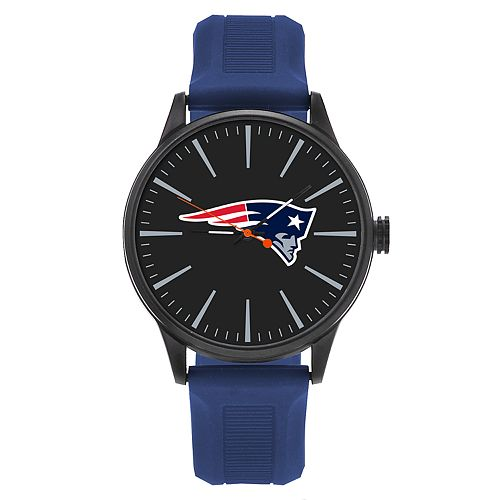 Men's Sparo New England Patriots Cheer Watch