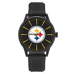 Men's Sparo Pittsburgh Steelers Cheer Watch