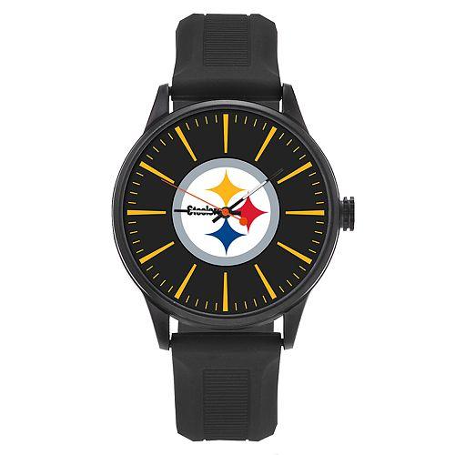 Men's Sparo Pittsburgh Steelers Cheer Watch