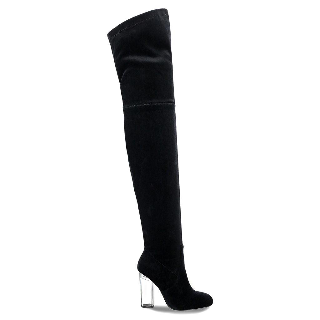Olivia Miller Merrick Women's Over-The-Knee Boots