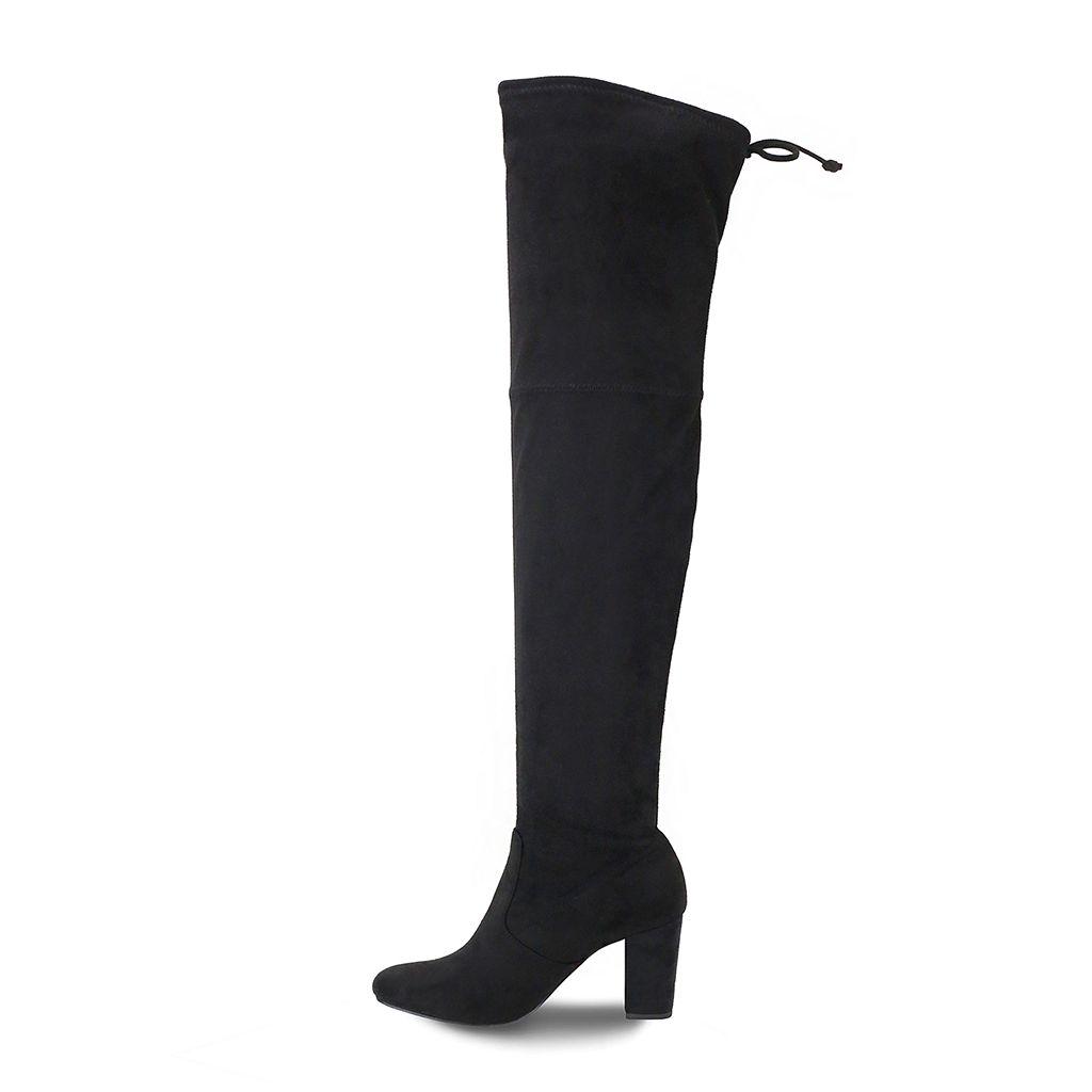 Olivia Miller Westbury Women's Over-The-Knee Boots