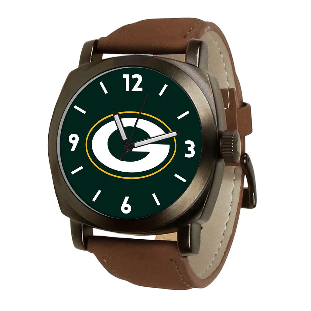 Men's Sparo Green Bay Packers Knight Watch
