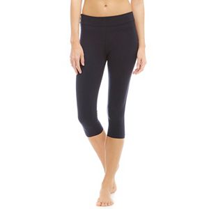 813fca8895cf5c Women s Jockey Sport Traction Mid-Rise Capri Leggings. Sale