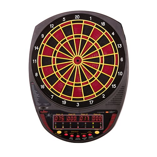 Unicorn Arachnid Cricket Master 110 Dartboard & Darts Set