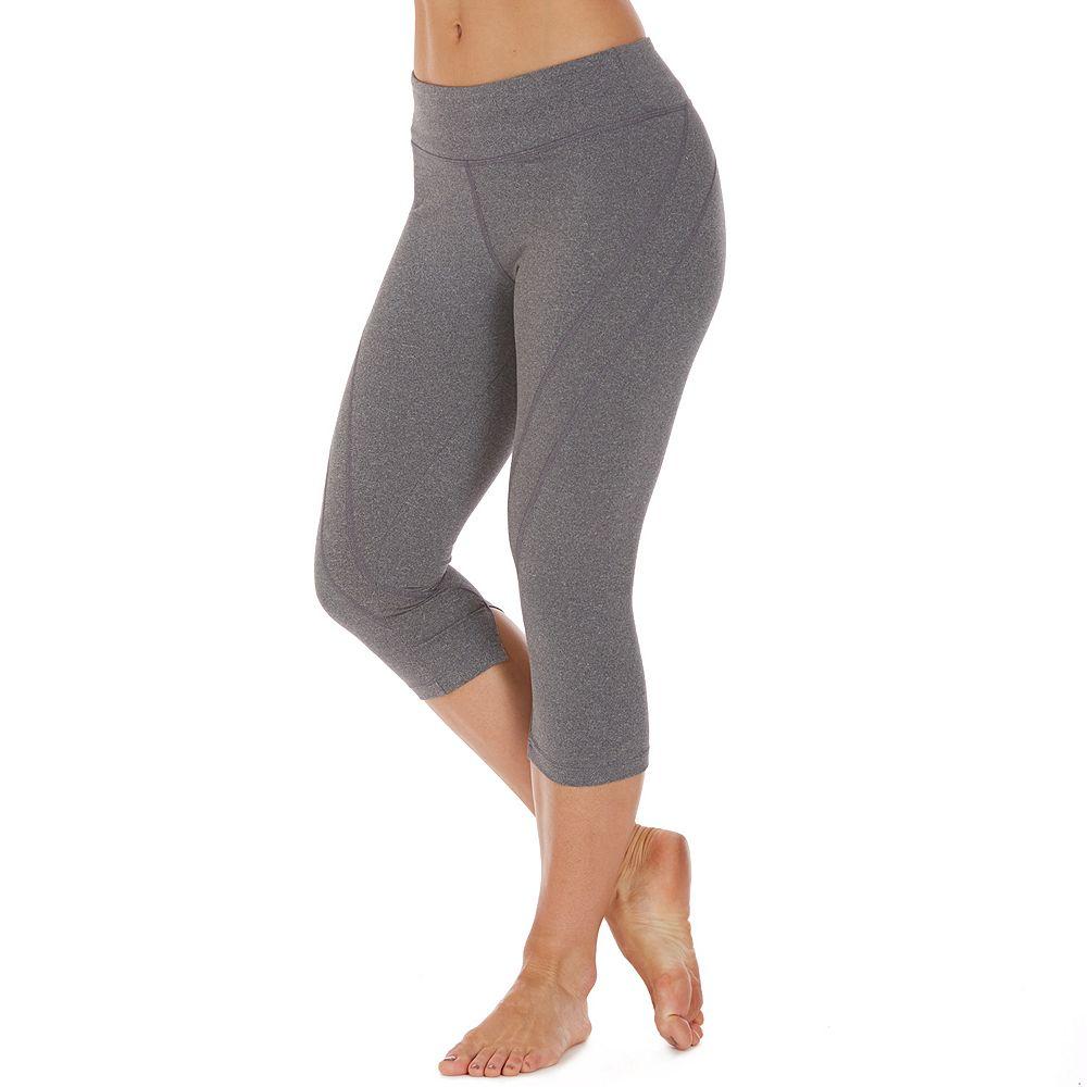 Women's Marika Ava Performance Curvy Capri Leggings