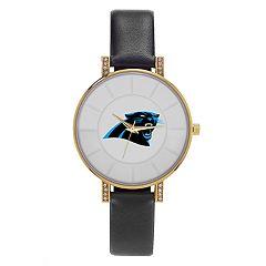 Women's Sparo Carolina Panthers Lunar Watch