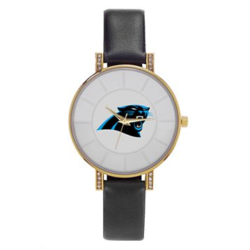 Women's Sparo Carolina Panthers Lunar Watch