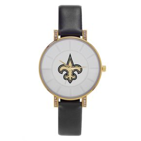 Women's Sparo New Orleans Saints Lunar Watch