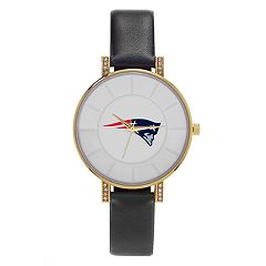 Women's Sparo New England Patriots Lunar Watch