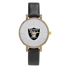 Women's Sparo Oakland Raiders Lunar Watch