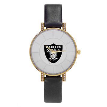 Women's Sparo Oakland Raiders Lunar Watch