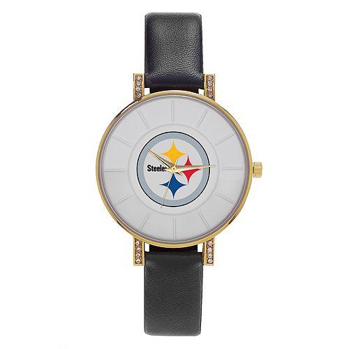 Women's Sparo Pittsburgh Steelers Lunar Watch